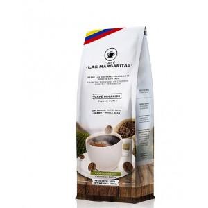 Café las margaritas Orgánico Molido Bolsa X 500 Gramos
