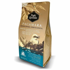 Café Quindío Pacamara Edición Limitada-Cosecha especial Bolsa X 250 Gramos