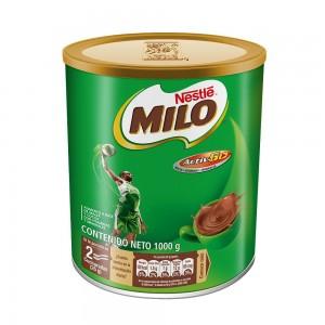 Milo Tradicional Activ-Go Lata X 1000 Gramos