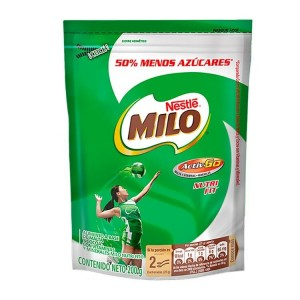 Milo Nutri Fit Activ-Go Bolsa X 200 Gramos