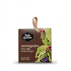 Café Quindío Merenguitos con café Caja X 50 Gramos
