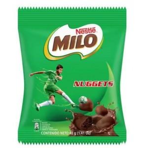 Milo nuggets Bolsa 40 gramos