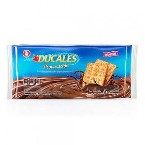 Ducales galleta provocacion Paquete X 6 unidades