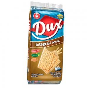Dux galleta integral Paquete X 9 unidades