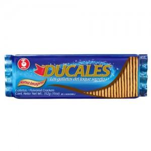 Ducales galleta taco extralargo Paquete 312 gramos