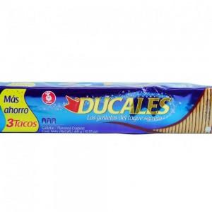 Ducales galleta taco extralargo Paquete 441 gramos