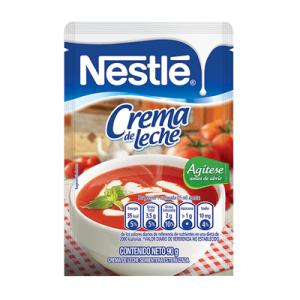 Crema de Leche Nestlé Bolsa X 90 Gramos