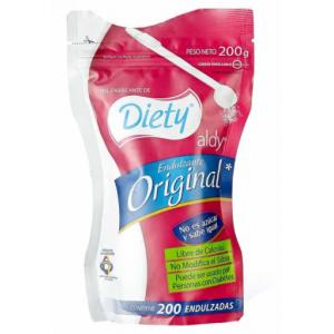 Aldy Endulzante Original Doy Pack X 200 Gramos