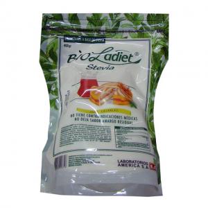 Bioladiet Stevia Doy pack X 453 Gramos