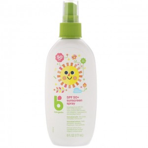 Babyganics Protector solar Spray SPF 50+ Frasco X 177 Ml