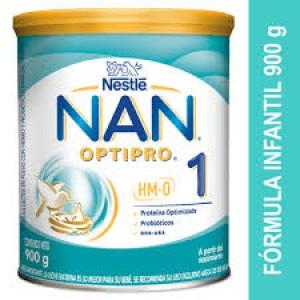 Formula Láctea en polvo NAN optipro 0 - 6 Meses Lata X 900 Gramos