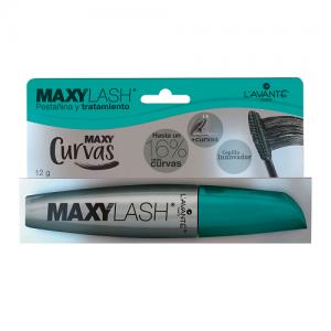 Maxylash maxy-curvas Pestañina y tratamiento Tubo X 12 Gramos
