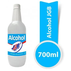 Alcohol JGB Frasco X 700 Ml