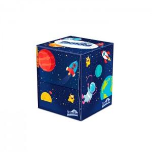 Pañuelos Familia Cubo Caja X 60 Unidades