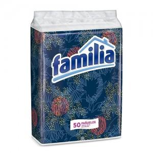 Pañuelos Familia Paquete X 50 Unidades