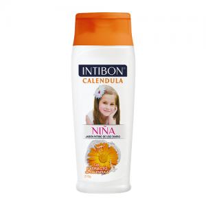 Intibon Calendula Niña Frasco X 210 Ml