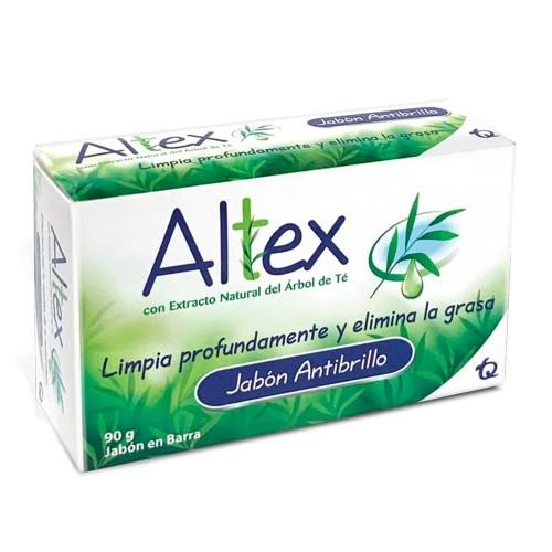 Altex jabón Barra 90 Gramos