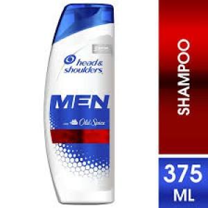 Head & Shoulders Shampoo Men Old Spice Frasco X 375 Ml