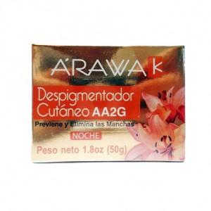 Arawak Despigmentador Cutáneo AA2G Noche Frasco X 50 Gramos