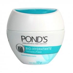 Ponds Bio-Hidratante Crema Humectante Pote X 50 Gramos