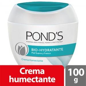 Ponds Bio-Hidratante Crema Humectante Pote X 100 Gramos