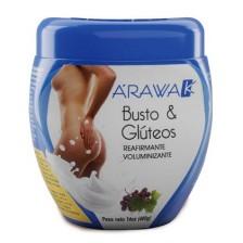 Arawak Busto & Glúteos Reafirmante y Voluminizante Pote X 400 Gramos