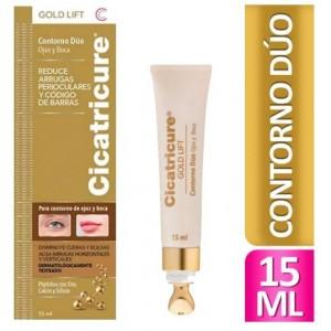 Cicatricure Gold Lift Contorno dúo (ojos - boca) Tubo X 15 Ml
