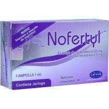 Nofertyl Solución Inyectable Caja X 1 ampolla 1 Ml (MAXIMO 6 X CLIENTE)
