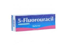5-Fluorouracil Crema 2.5% Tubo X 15 Gramos