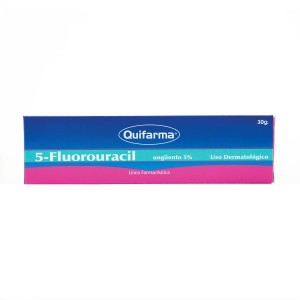 5-Fluorouracil Unguento 5% Tubo X 30 Gramos