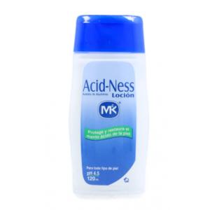Acid-Ness Loción PH 4.5 Frasco X 120 Ml