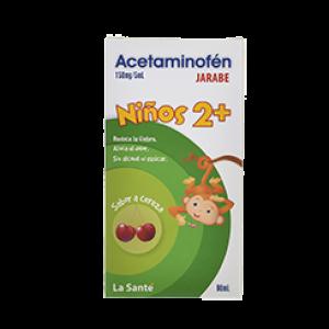 Acetaminofén Jarabe Niños 150Mg/5Ml Frasco X 90 Ml