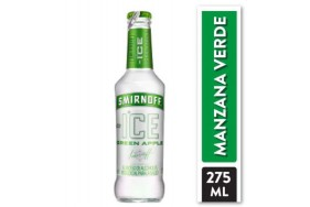 Smirnoff Green Apple Botella X 275 Ml