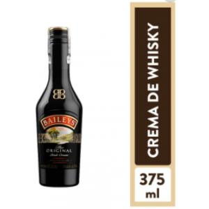 Crema de Whisky Baileys Original Botella X 375 Ml