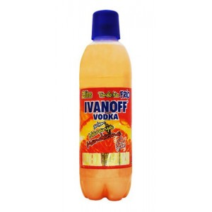 Vodka ivanoff Aperitivo Botella X 1 Litro
