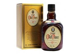 Grand Old Parr 12 years 40% Vol Botella X  750 Ml