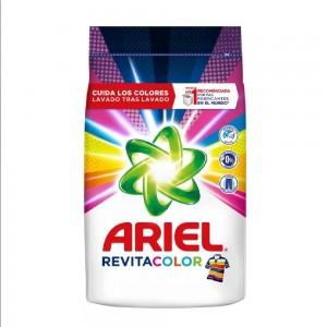 Ariel Revita-color Detergente en polvo Bolsa X 2000 Gramos