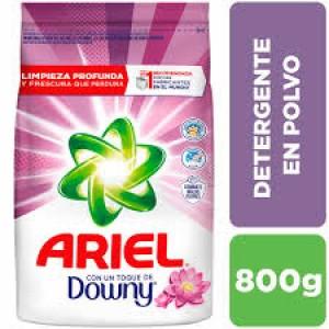 Ariel Downy Detergente en polvo Bolsa X 800 Gramos