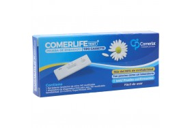 Comerlife Test Tipo Cassete Prueba de embarazo Caja X 1 Unidad